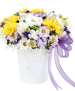 Mevsim Çiçeği Aranjmanı